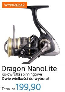 Kołowrotki NanoLite