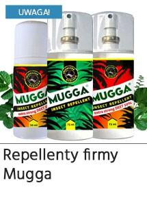 Repellenty Mugga
