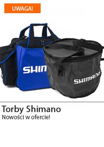 Torby Shimano