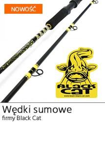 Wędki sumowe Black Cat