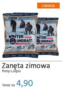 Zanęta zimowa Lorpio