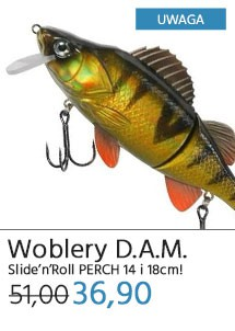 Woblery DAM Slide n Perch